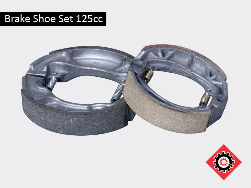 Brake Shoe Set 125cc