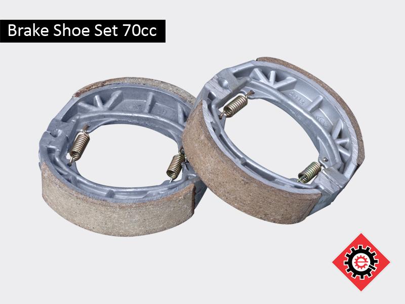 Brake Shoe Set 70cc