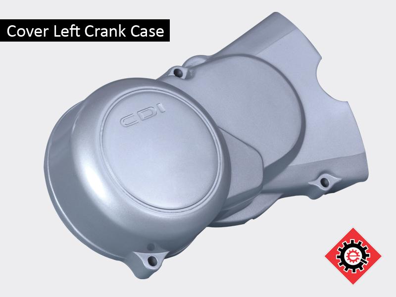 Cover Left Crank Case