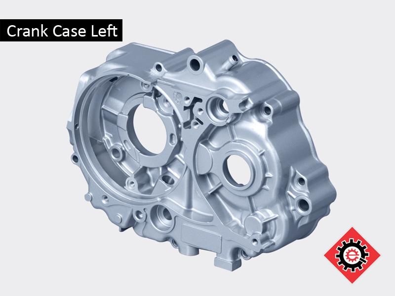Crank Case Left