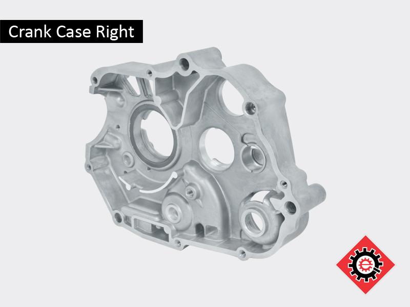 Crank Case Right