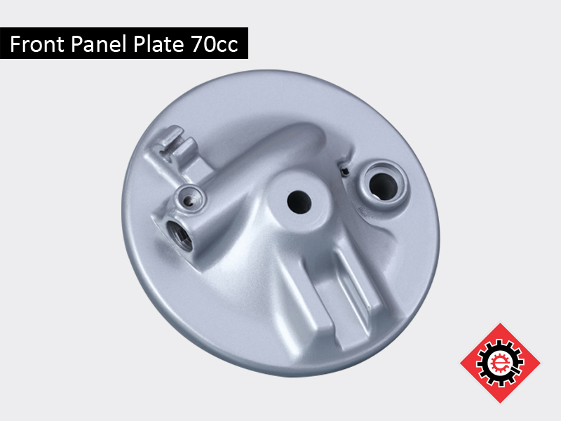 Front Panel Plate 70cc