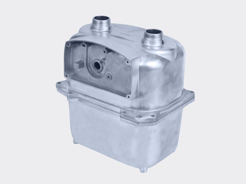 V-3 Gas Meter